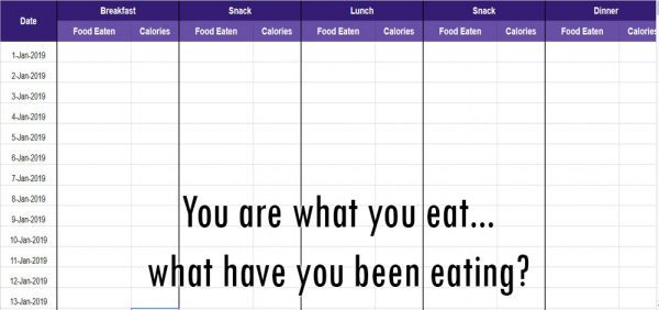 Meal tracker